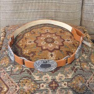 Chico's cowboy style belt